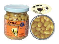CUKK Csemege kukorica 220 ml-es üvegben Vaníliás