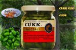 CUKK Zöld csemege kukorica 220 ml-es üvegben (ánizs)