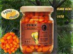 CUKKHalvány narancssárga csemege kukorica (sajt) 220 ml-es üvegben