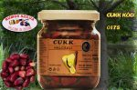 CUKK Lila csemege kukorica 220 ml-es üvegben rumos szilva aromával