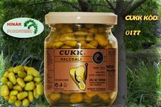 CUKK Világoszöld csemege kukorica 220 ml-es üvegben, hínáros