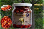 CUKK Barna csemege kukorica (kolbász) 220 ml-es üvegben,