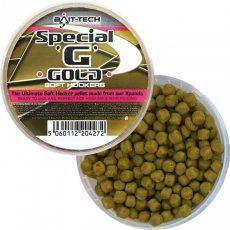 BAIT-TECH Special G-Gold soft pellet 6mm