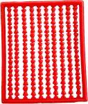 Bojli stopper piros (STP-038 RED)