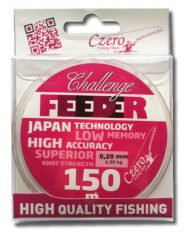 Challenge feeder 150 m 0,25 8,70 kg