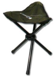 Virgo háromlábú horgász szék csíkos