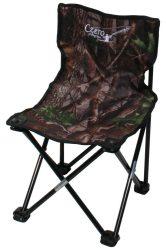Carina támlás horgász szék kicsi terepmintás