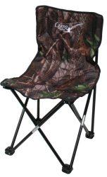 Corvus támlás horgász szék közepes terepmintás