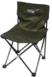 Hydrus támlás horgász szék nagy csíkos