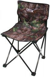 Hydrus támlás horgász szék nagy terepmintás