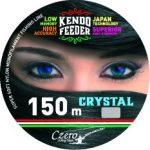 Kendo feeder crystal 150m 0,22mm 7,50kg