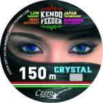 Kendo feeder crystal 150m 0,25mm 8,80kg