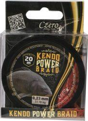 Kendo power braid 20m 0,23mm 22,90kg