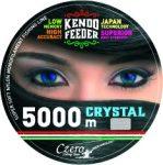 Kendo feeder crystal 5000 m 0,20 6,10 kg