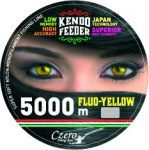 Kendo feeder fluo-yellow 5000 m 0,22 7,50 kg