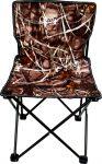 Hydrus támlás horgász szék nagy valódi fa mintás