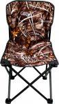 Phoenix támlás horgász szék nagy erősített vázzal valódi fa mintás