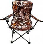 Scorpius karfás horgász szék valódi fa mintás