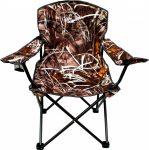 Taurus karfás horgász szék erősített vázzal valódi fa mintás