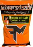 FEEDERMANIA pellet LEMON DREAM 2mm