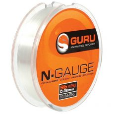 GURU zsinór N-Gauge 100m 5lb 0,15mm