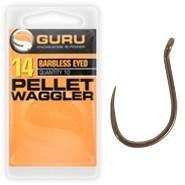 GURU horog Pellet Waggler 10