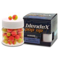 Haldorádó BlendeX Pop Up Method 8, 10 mm - Eper + Méz