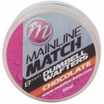 Mainline Match Dumbell Wafters Orange- Chocolate