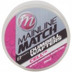 Mainline Match Dumbell Wafters White - Cell