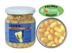 CUKK Extra csemege kukorica 220 ml-es üvegben Pálinkás kukorica