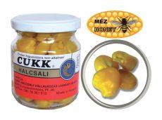 CUKK Méz ízesítésű csemege kukorica 220 ml-es üvegben (sárga) GÓLIÁT