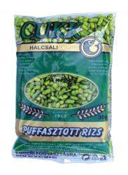 CUKK Zöld puffasztott rizs