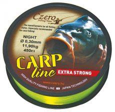 Carp line zöld zsinór 0,25mm 450m