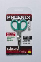 Phoenix braid scissors fonott zsinór vágó olló