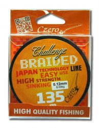 Challenge braided 135 m 0,14 10,30 kg