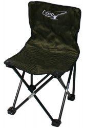 Carina támlás horgász szék kicsi csíkos