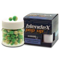 Haldorádó BlendeX Pop Up Method 8, 10 mm - Fokhagyma + Mandula