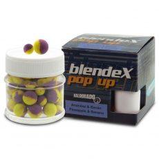 Haldorádó BlendeX Pop Up Method 8, 10 mm - Ananász + Banán