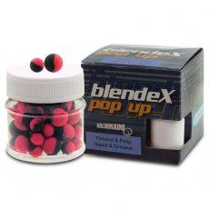 Haldorádó BlendeX Pop Up Method 8, 10 mm - Tintahal + Polip