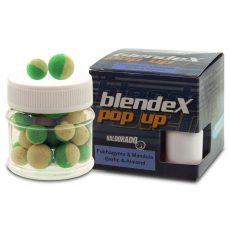 Haldorádó BlendeX Pop Up Big Carps 12, 14 mm - Fokhagyma + Mandula