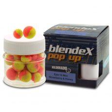 Haldorádó BlendeX Pop Up Big Carps 12, 14 mm - Eper + Méz