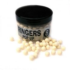 Ringers White Pop-Ups 8mm